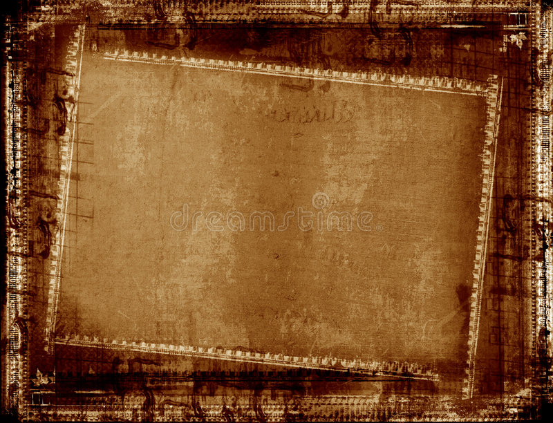 Download Grunge Border And Background Stock Illustration - Image: 2308760