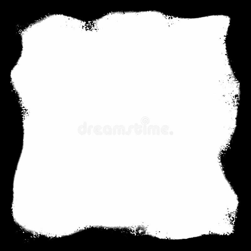 Download Grunge Border Frame stock illustration. Illustration of copy - 10852553