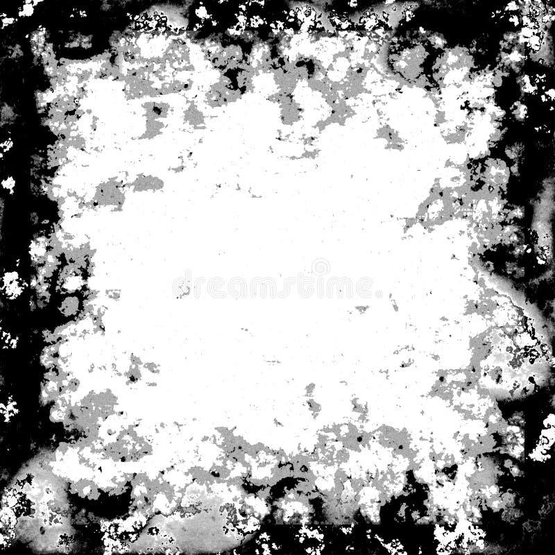 Grunge Border Frame vector illustration