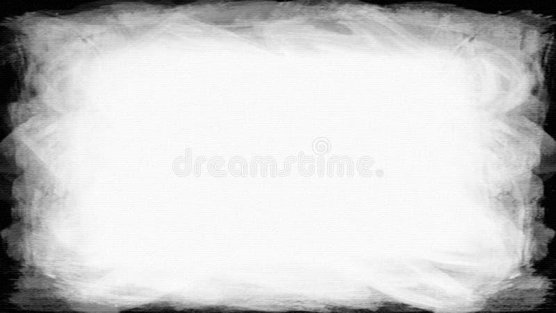 Grunge Border Template Image vector illustration