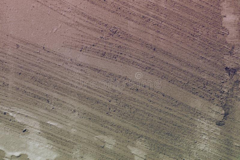 Grunge borstade konkret tabelltextur - underbar abstrakt fotobakgrund royaltyfri foto