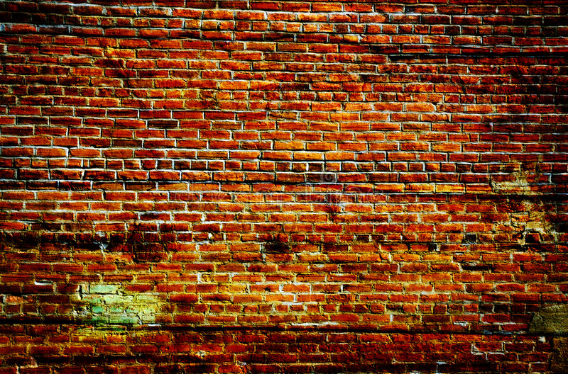 Download Grunge Brick stock photo. Image of wall, abandoned, texture - 3701272