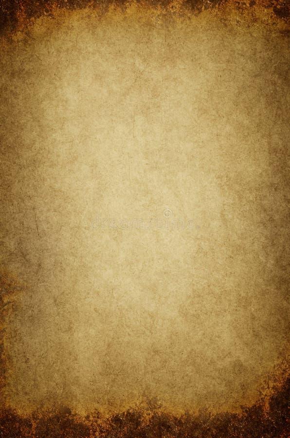 Grunge brown tło z, tekstura lub zdjęcia stock