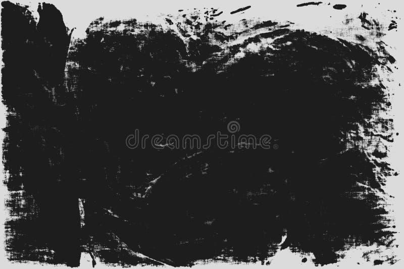 Grunge brudna tekstura ilustracja wektor