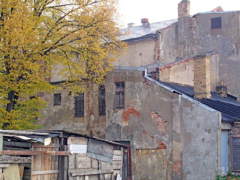 Grunge budynku struktury zdjęcie stock