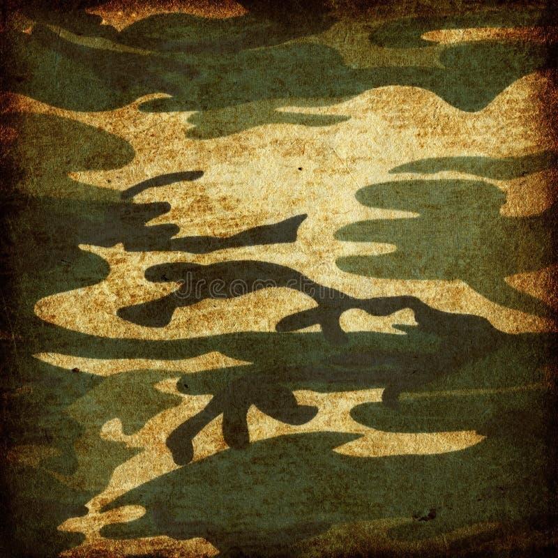 Free Grunge Camouflage Royalty Free Stock Photography - 4539747