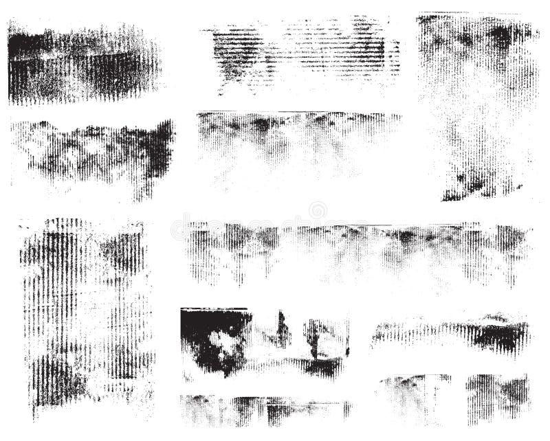 Download Grunge Cardboard Impressions Stock Image - Image: 33021147