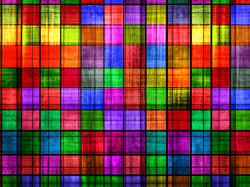 Download Grunge colorful chessboard stock illustration. Image of blank - 20411964