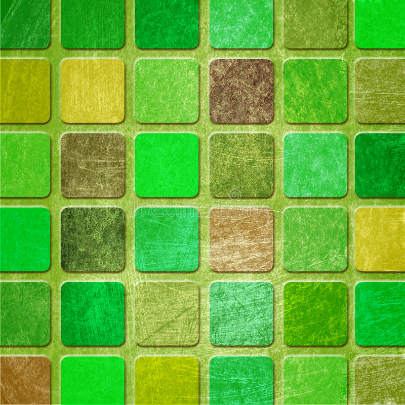 Free Grunge Colourful Squares Stock Photo - 22912930
