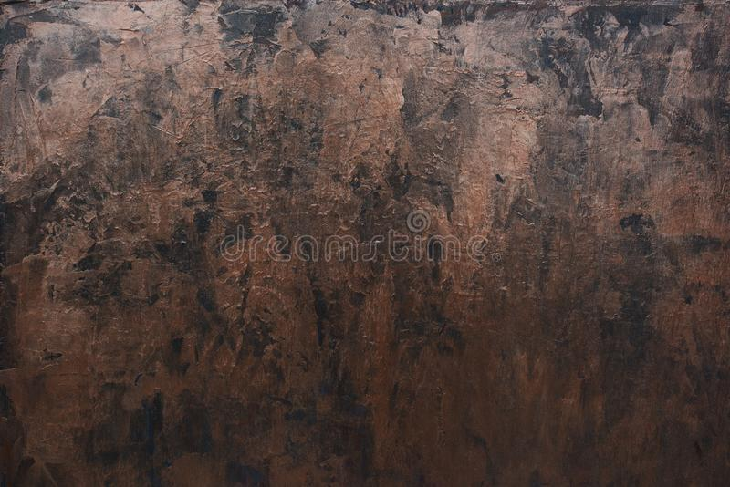 Grunge copper metal texture royalty free stock photos