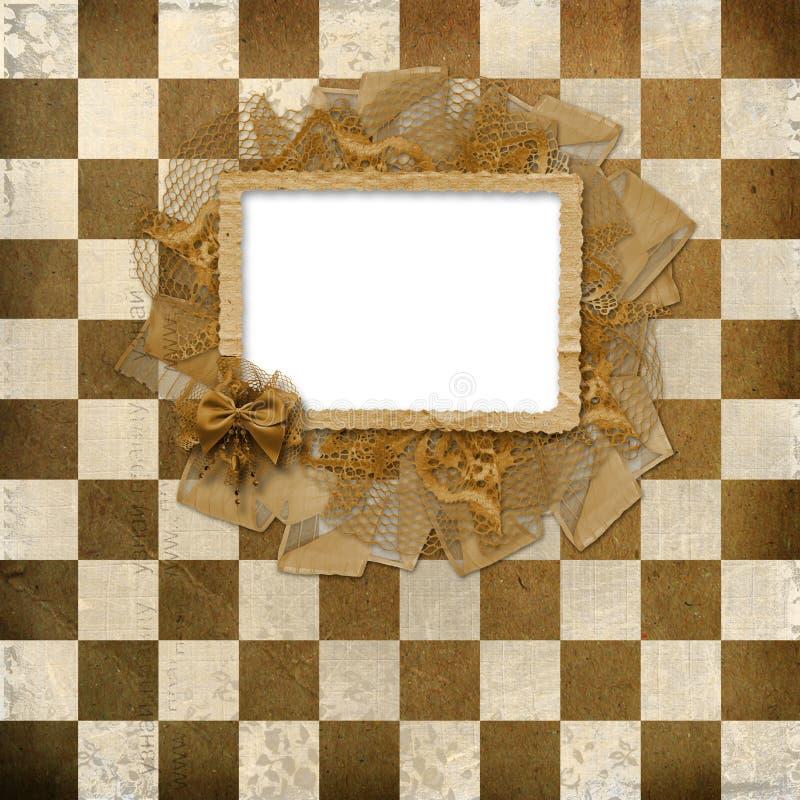 Download Grunge Cover For Album Or Portfolio Stock Illustration - Image: 12688515