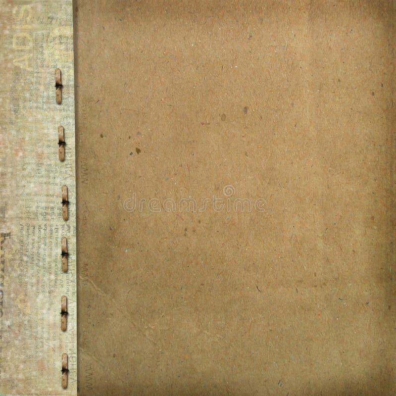 Free Grunge Cover For Album Or Portfolio Royalty Free Stock Photo - 12720055