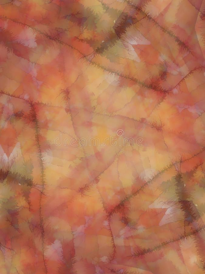 Grunge Cracked Lines Texture stock photography