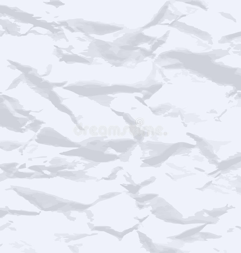 Grunge crumpled paper texture royalty free illustration