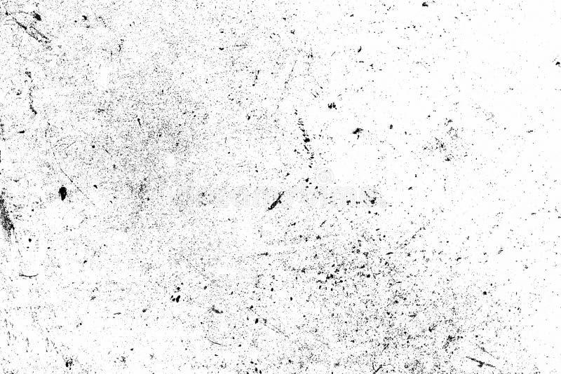 Grunge Czarny I Biały Miastowa tekstura Miejsce nad jakaś przedmiota crea fotografia stock