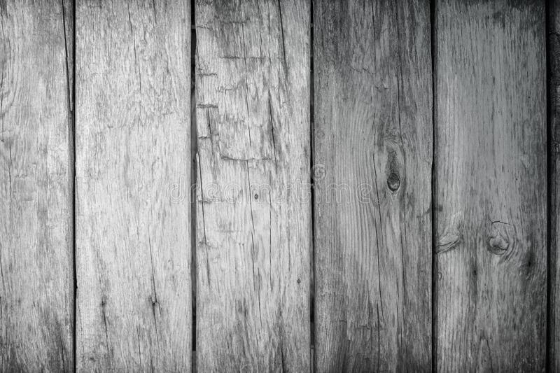 Grunge dark wood plank texture background. Vintage black wooden board wall antique cracking old style background objects for. Furniture design. Painted stock photo