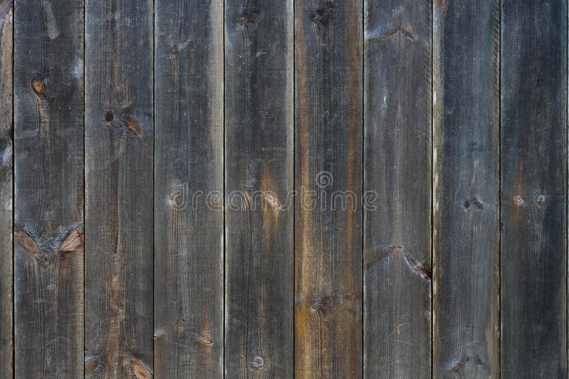 Grunge dark wooden texture background, wood planks. Background old panels royalty free stock images