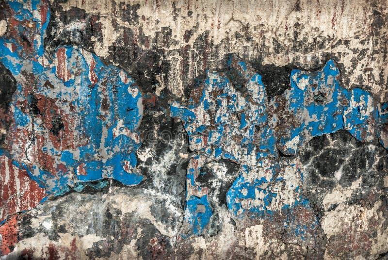 Grunge de la pintura de la pared imagen de archivo