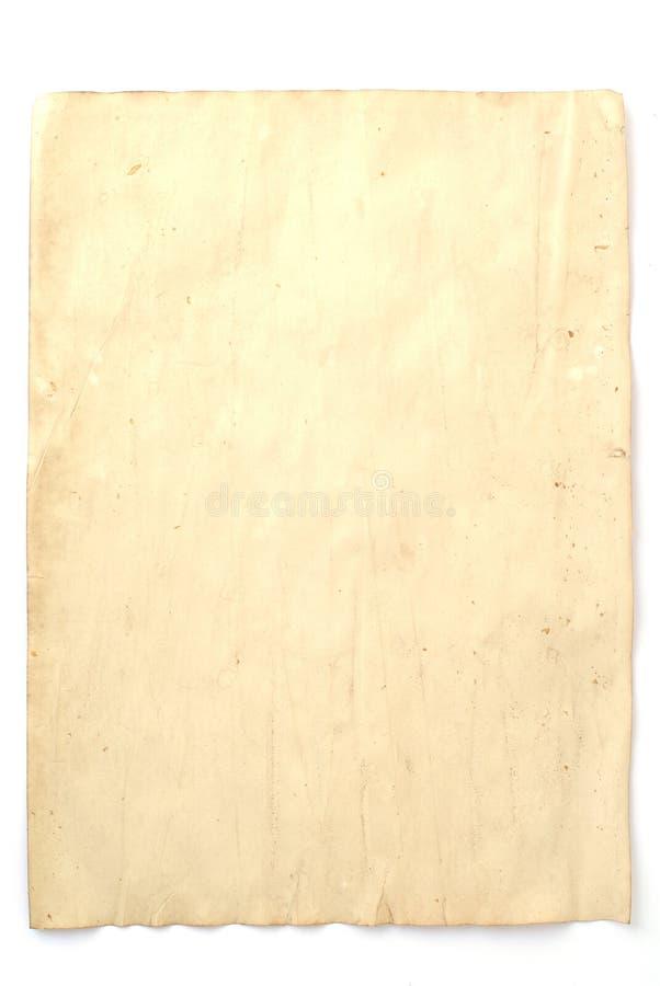 Grunge de papel imagem de stock royalty free