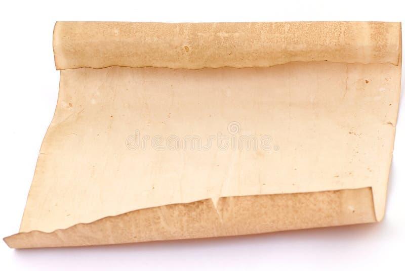 Grunge de papel foto de stock