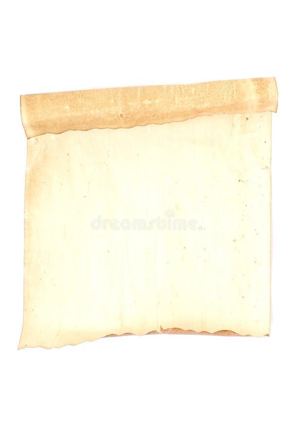 Grunge de papel fotografia de stock