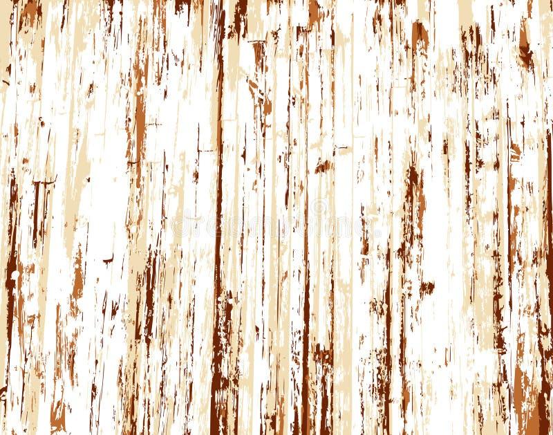 Grunge de planche illustration de vecteur