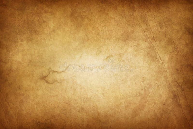 Grunge de texture d'Art Old Paper Scrapbook Background illustration libre de droits