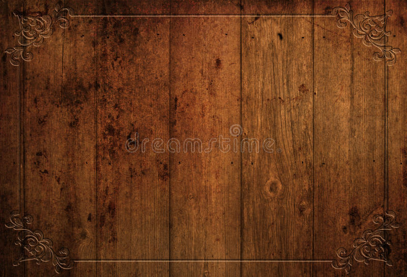 Download Grunge Decorative Wood Background Royalty Free Stock Photo - Image: 19334075
