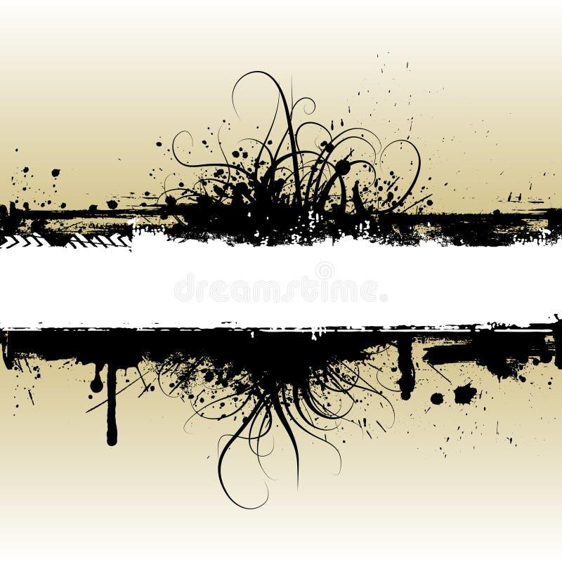 Grunge decorativo libre illustration