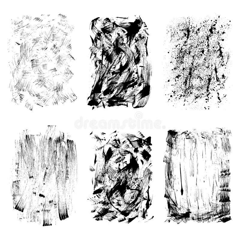 Grunge design texture stock illustration