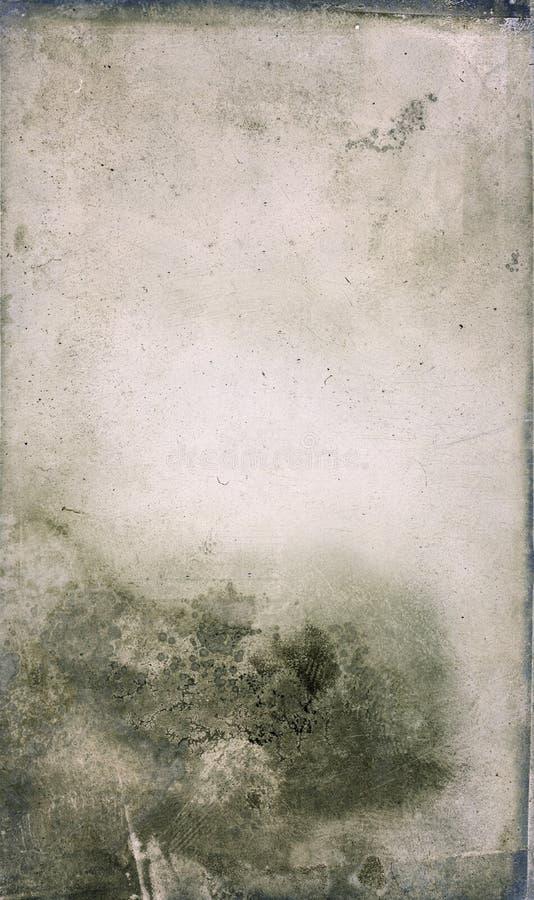 Grunge ekranowego negatywu abstrakcjonistyczny tło obrazy stock