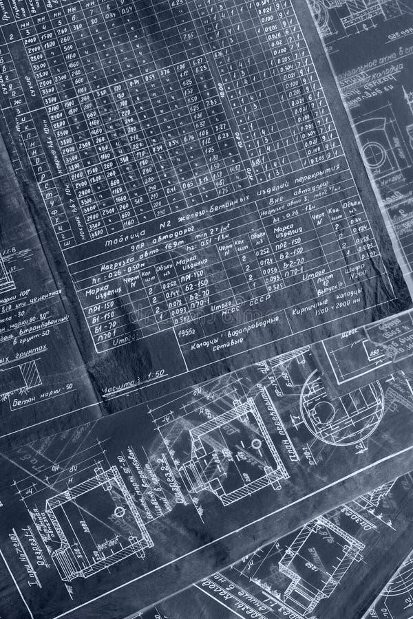 Grunge engineering stock image