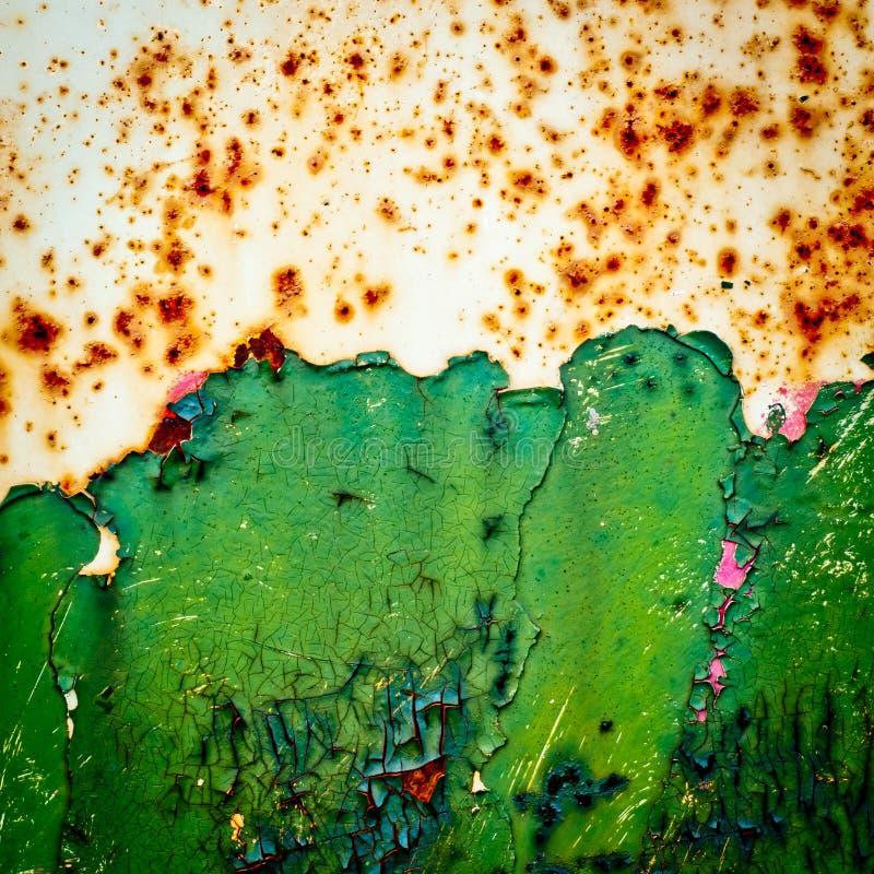 Grunge farby tekstury stary tło zdjęcie royalty free