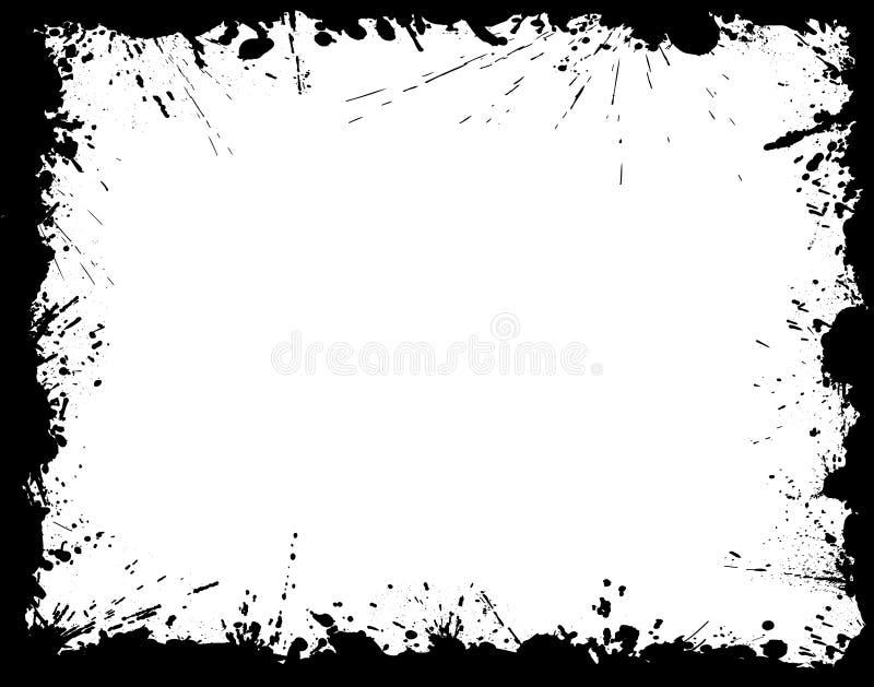 Grunge Feld vektor abbildung