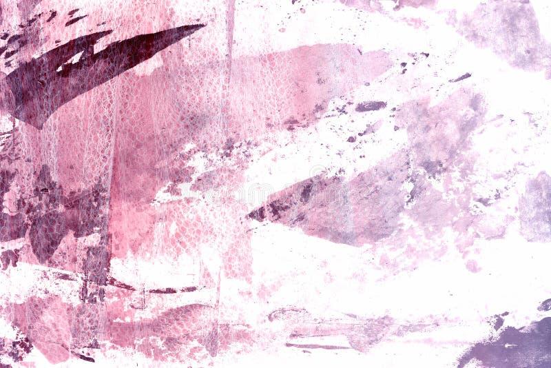 Grunge Femenino Imagen de archivo