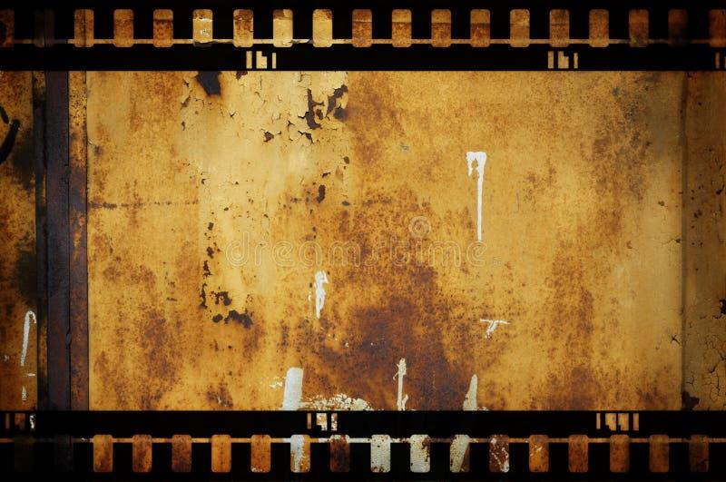 Grunge Film vektor abbildung