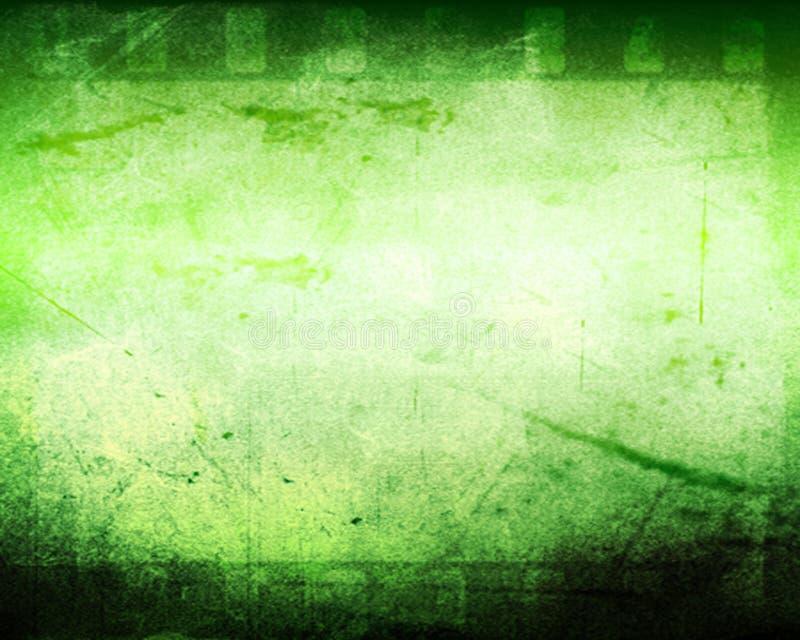 Grunge Film-Feld stockfotos