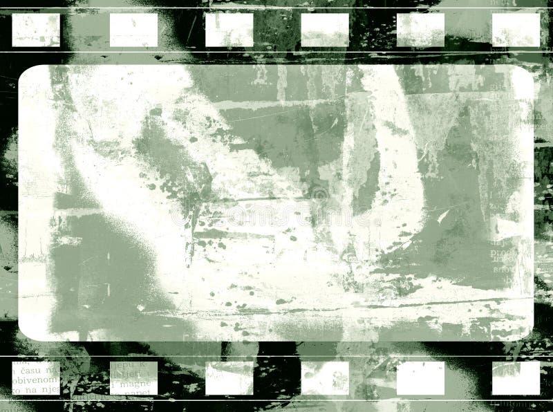 Download Grunge film frame stock illustration. Illustration of color - 2320560
