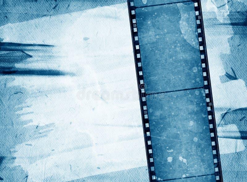 Download Grunge film frame stock illustration. Image of messy, layer - 9729835