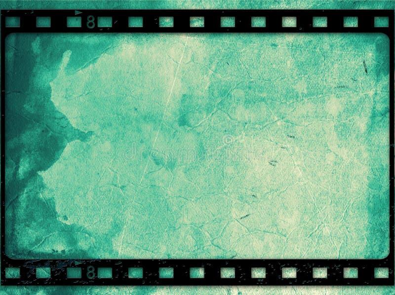 Download Grunge film frame stock illustration. Image of design - 9730060