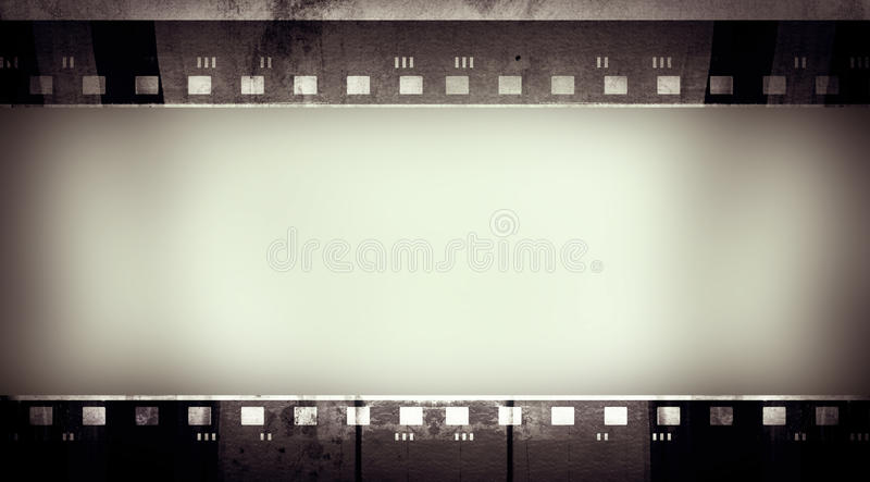 Download Grunge Film Frame With Space For Text Or Image Royalty Free Stock Photography - Image: 29680697