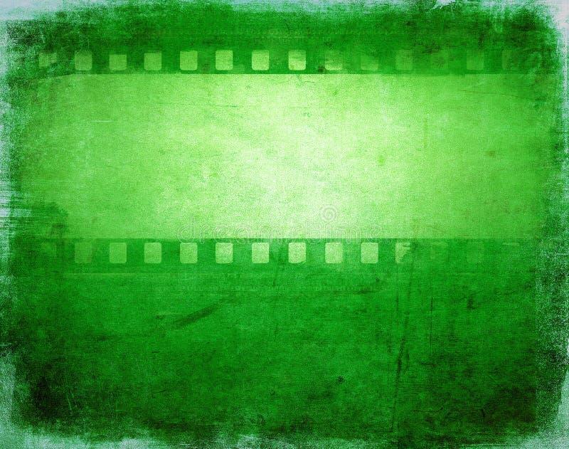 Grunge Filmhintergrund vektor abbildung