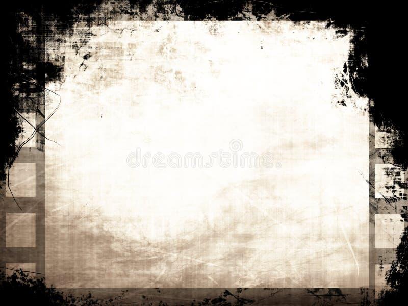 Download Grunge filmstrip stock illustration. Image of hollywood - 4815928