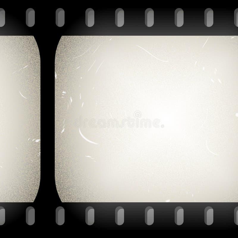 Download Grunge Filmstrip stock illustration. Image of border - 30553794