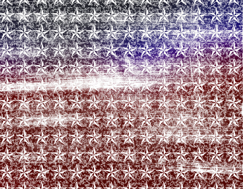 Grunge Flag Wallpaper Background Stock Photography