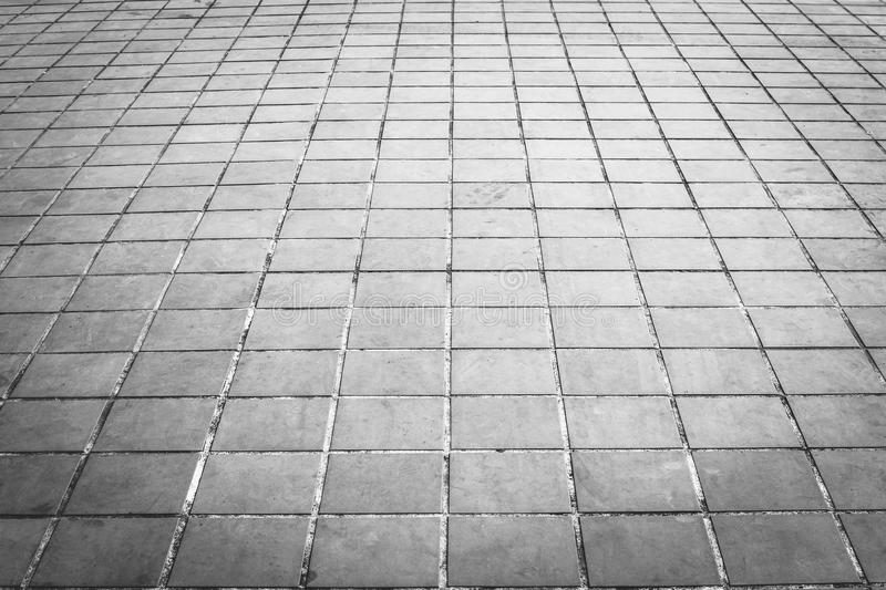 Grunge floor tiles and square shape texture. And background stock photography