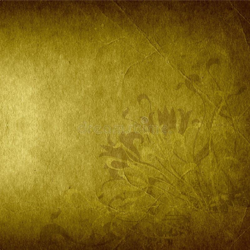 Download Grunge Floral Background Stock Image - Image: 1934641