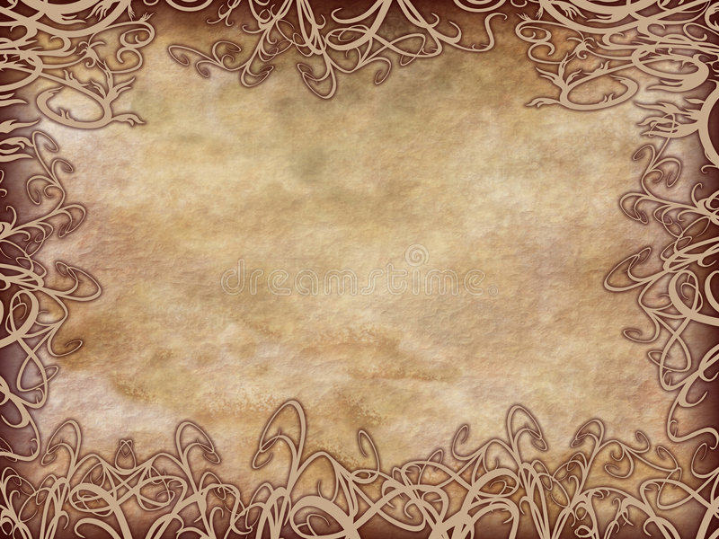 grunge floral parchment frame royalty free stock photos image 8762458 grunge floral parchment frame royalty free stock photos image 8762458