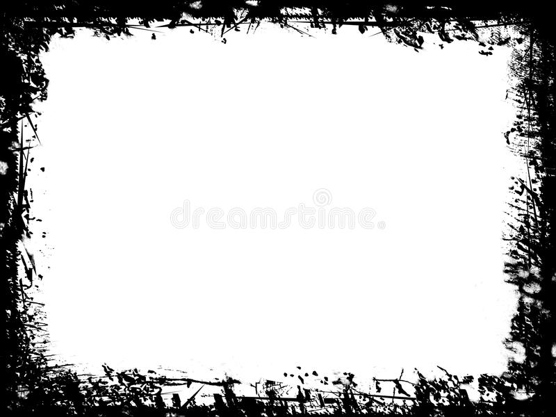 Grunge Frame vector illustration