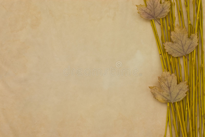 Grunge frame. With copy space stock image